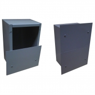 Split Flush Cover Wall Junction Boxes