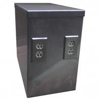 cath lab pedestal