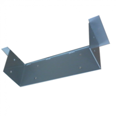 Wall Duct to Junction Box Flange 18'' x 3 5'' | 18 x 3 5 inch steel