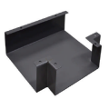 Wall Duct Flat 'T' Adapter 10'' x 3.5''