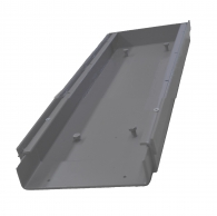 Trench Duct Base 12''x 3.5'' x 2'