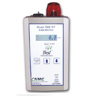 Radiation Therapy Area Remote Alarm Unit