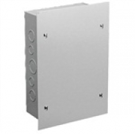 Junction Box 12x8x6 w/ Flush Cover