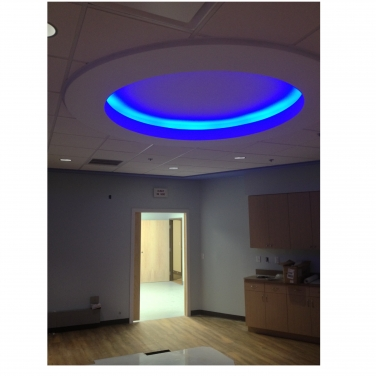 MX-BlueHalo  Max Lumen Blue LED Halo Cove Light