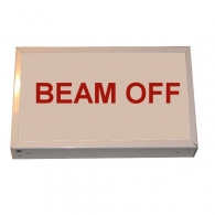 Beam Off LED Warning Light