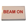 Beam On LED Warning Light