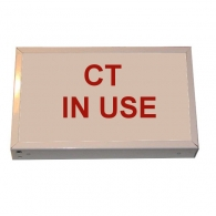 CT IN USE LED Warning Light