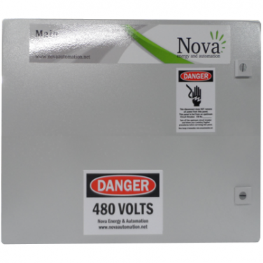 Fail Safe Energy Storage Circuit for Emergency Power Off