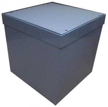 Floor Box 8x8x6